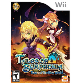 Tales Of Symphonia Dawn Of The New World - Wii Nf