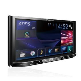 Dvd Player Pionner Avh-x598tv Tela 7 Pol Tv Digital Aux Usb