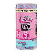 Boneca Surpresa Lol Interactive Live Surprise Candide 8915
