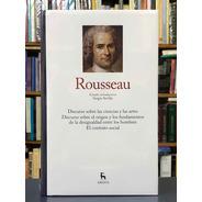 El Contrato Social Y Otros - Rousseau - Gredos