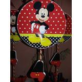 Centros De Mesa Mickey Mouse Personalizados
