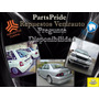 Base Caja Chevrolet Blazer 4.3l 95-05 4m-2672