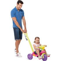 Triciclo Infantil Carrinho Passeio Velocípede Infantil