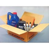 Kit Afinacion Cruze Ac Delco C/ Aceite Sintetico Dexos 5w30