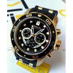 5b82fd79bb6 Invicta Pro Diver Preto Masculino - Relógios De Pulso no Mercado ...
