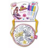 Bandolera Bolso Soy Luna Color Me Mine - Disney Original