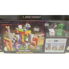 Set Minecraft Gigante Mas De 50 Combinaciones 100%original