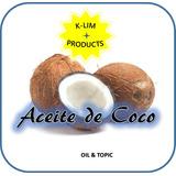 Aceite De Coco Extra Virgen Natural (uso Estetico) 100cc
