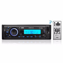 Plr27mpbu - Pyle Estereo Usb Sd Bluetooth Remoto 4 X 80watts