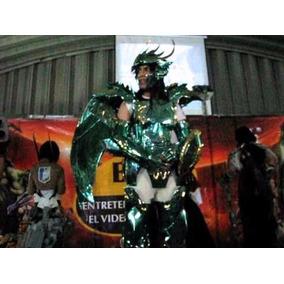 Projeto Armadura Shyriu Dos Cavaleiros Do Zodíaco P/ Cosplay