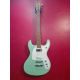 Guitarra Faim Mosrite Mark 2 Johny Ramone Surf Green