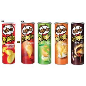 Batata Pringles 100 Unidades