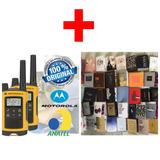 Rádio Motorola Talkabout T400br Omologado Pela ( Anatel)