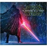 Libro Artbook El Arte De Star Wars El Despertar De La Fuerza