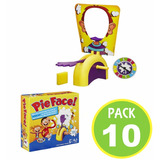 Pack 10 Juego Estilo Pastelazo 94569/ Fernapet