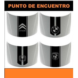 Sticker Vinil Tuning Decals Franja Universal Para Cofre