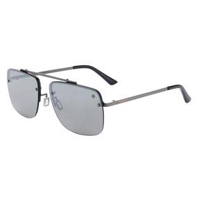 4102ec5805ec5 Óculos De Sol Lente Prata Espelhada Cow Way 20574