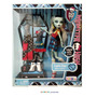 Monster High Frankie Stein Guarda Roupa - Original Mattel