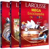 Mega Enciclopedia Infantil 3 Vols » Larousse