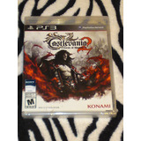 Castlevania Lord Of Shadow 2 Nuev Fisico Sellado Español Ps3