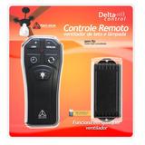 Controle Remoto Para Ventilador Vd-310 - Marca Venti Delta