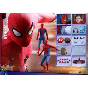 Spider-man: Homecomin Tech Suit- Encomenda