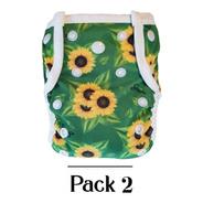 Pañales Ecológicos Grinnibe - Pack 2