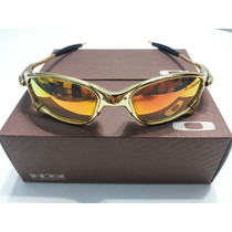 Oakley Juliet Romeu 1 2 X Squared X Metal 24k Polarized Gold