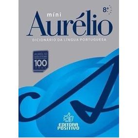 Dicionário Mini Língua Portuguesa Aurélio