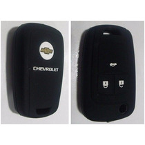 Capa Chave Canivete Silicone Gm Chevrolet Cruze Onix S10