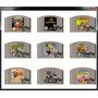 Colección Juegos Nintendo 64 Para Pc
