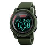 Gosasa Sport Watch Hombre Multifunción Digital Militar Reloj