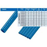 Tubo Ppr Azul Para Ar Comprimido Topfusion