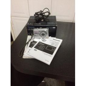 Camara Lumix Panasonic Ls70