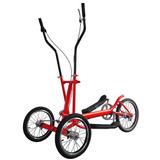 Bicicleta Elíptica Ellitrike - Transmisión Shimano Nexus