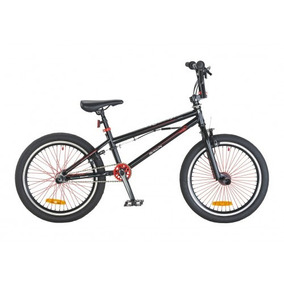 Bicicleta Bianch Freestyle Pro Series Aro 20 Negro Semi Mate
