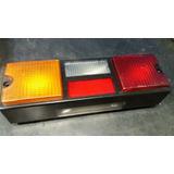 Lente Lanterna Traseira Scania 112 Hs Hw/113h 93 94 95 96 97