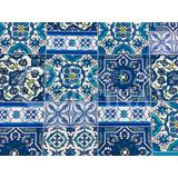Tecido De Parede Wall Decor Azulejo Portugues