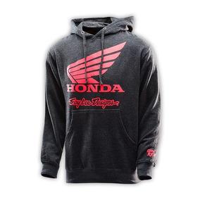 Sudadera C/capucha Troy Lee Designs 2016 Honda Wing Sm