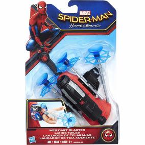 Lançador De Teia Aderente Homem Aranha