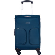 Mala Bordo 360° Ultralight Hug 1t Azul Marinho - 40801