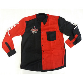 5efedcef3aaa0 Camisa Red Bull Rodeio - Camisa Social Manga Longa Masculinas no ...