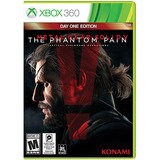 Metal Gear Solid V The Phantom Pain Xbox 360 - Smartprogames
