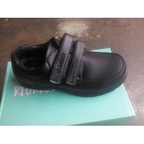 Zapatos Escolares Negros Hummer H2 De La 28 A La 38 Oferta