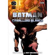Cómic, Dc, Batman: La Maldición Del Caballero Blanco Ovni