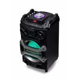 Parlante Portátil Panacom Sp 3417 K17 Led Bluetooth C/microf