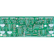 Placa Para Montar Amplificador Mhp 300 Hi End
