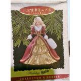Keepsake Muñeca Barbie Holiday 1996 Look # 4 Vestido Hermoso