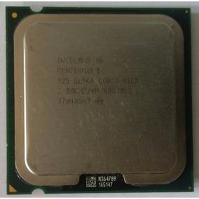 Procesadores Pentium D 925 Usados