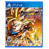 Dragon Ball Fighter Z Ps4 Playstation 4 - Stock Ya